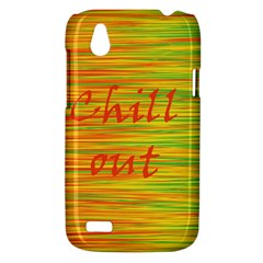 Chill out HTC Desire V (T328W) Hardshell Case