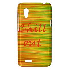 Chill out HTC Desire VT (T328T) Hardshell Case