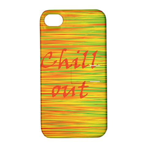 Chill out Apple iPhone 4/4S Hardshell Case with Stand
