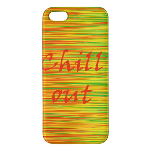 Chill out Apple iPhone 5 Premium Hardshell Case