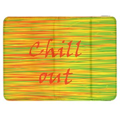 Chill out Samsung Galaxy Tab 7  P1000 Flip Case