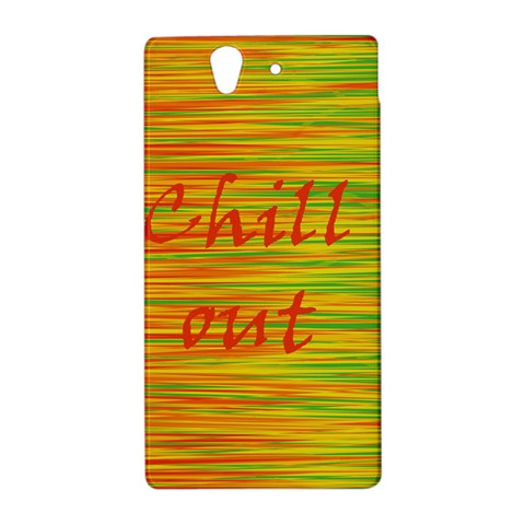 Chill out Sony Xperia Z