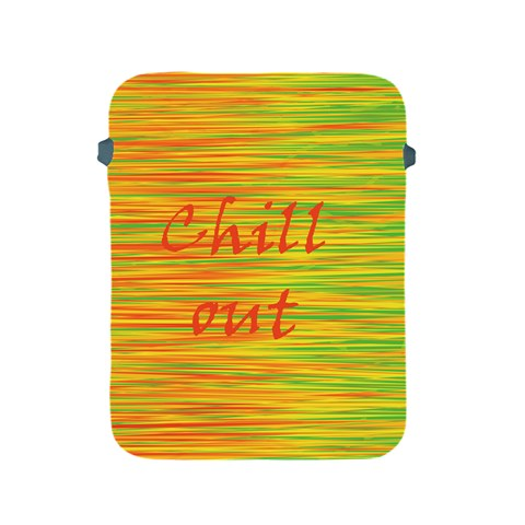 Chill out Apple iPad 2/3/4 Protective Soft Cases