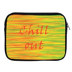 Chill out Apple iPad 2/3/4 Zipper Cases