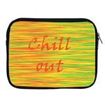 Chill out Apple iPad 2/3/4 Zipper Cases Front