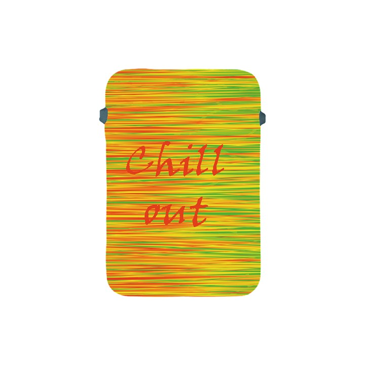 Chill out Apple iPad Mini Protective Soft Cases