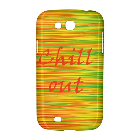 Chill out Samsung Galaxy Grand GT-I9128 Hardshell Case