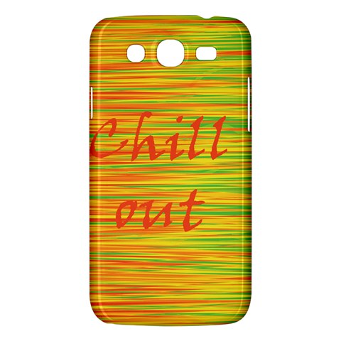 Chill out Samsung Galaxy Mega 5.8 I9152 Hardshell Case