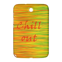 Chill Out Samsung Galaxy Note 8 0 N5100 Hardshell Case