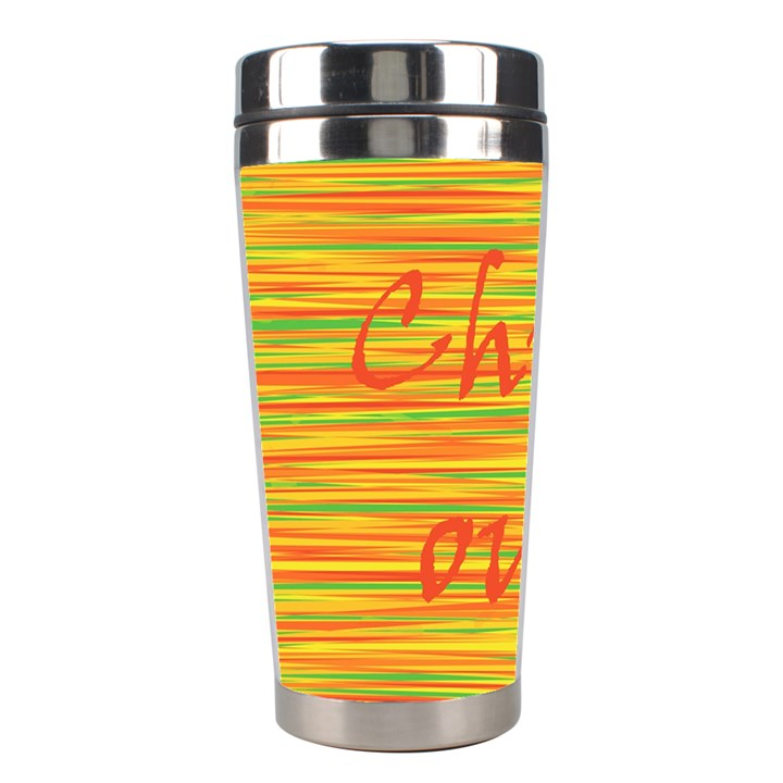 Chill out Stainless Steel Travel Tumblers