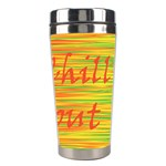 Chill out Stainless Steel Travel Tumblers Center