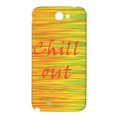 Chill out Samsung Note 2 N7100 Hardshell Back Case