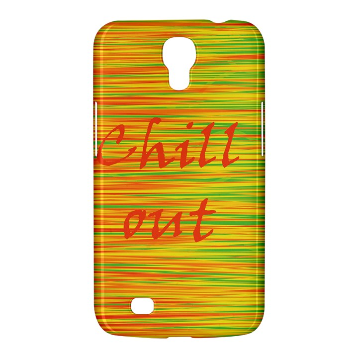 Chill out Samsung Galaxy Mega 6.3  I9200 Hardshell Case