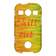 Chill out Samsung Galaxy S7710 Xcover 2 Hardshell Case