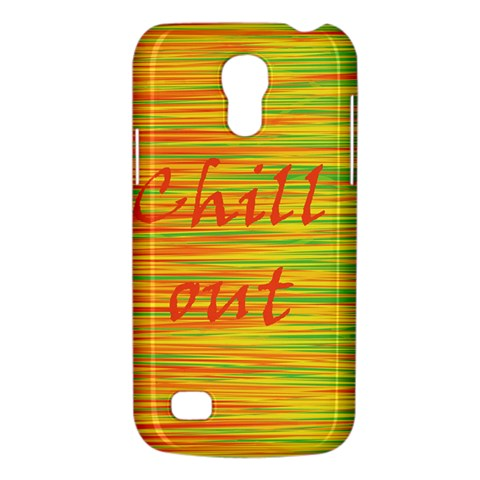 Chill out Galaxy S4 Mini