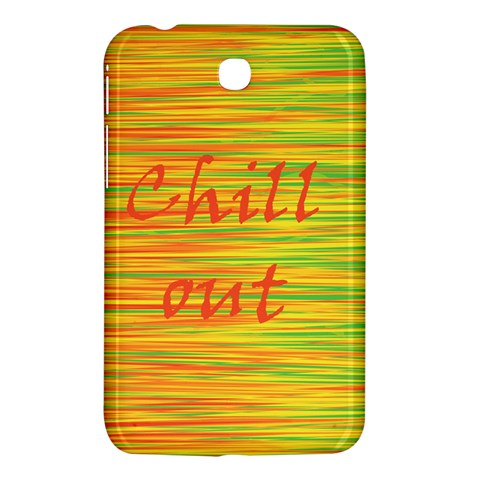Chill out Samsung Galaxy Tab 3 (7 ) P3200 Hardshell Case