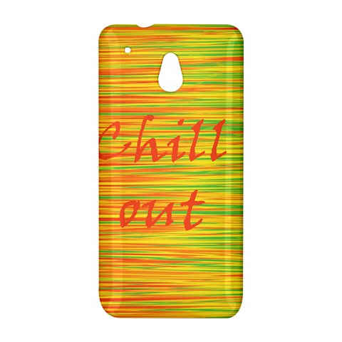 Chill out HTC One Mini (601e) M4 Hardshell Case