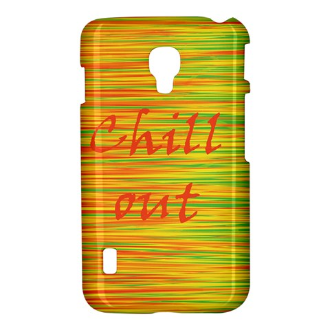 Chill out LG Optimus L7 II