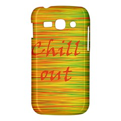 Chill out Samsung Galaxy Ace 3 S7272 Hardshell Case