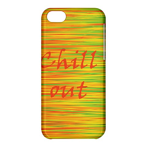 Chill out Apple iPhone 5C Hardshell Case