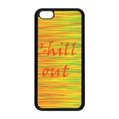 Chill out Apple iPhone 5C Seamless Case (Black)