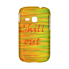 Chill out Samsung Galaxy S6310 Hardshell Case