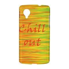Chill out LG Nexus 5