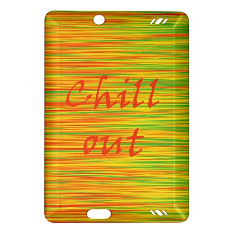 Chill out Amazon Kindle Fire HD (2013) Hardshell Case
