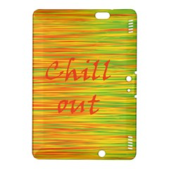 Chill out Kindle Fire HDX 8.9  Hardshell Case