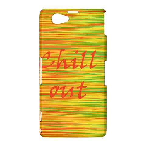 Chill out Sony Xperia Z1 Compact