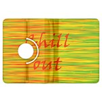Chill out Kindle Fire HDX Flip 360 Case Front