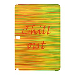 Chill Out Samsung Galaxy Tab Pro 12 2 Hardshell Case