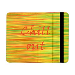 Chill Out Samsung Galaxy Tab Pro 8 4  Flip Case