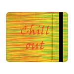 Chill out Samsung Galaxy Tab Pro 8.4  Flip Case Front