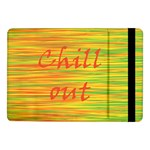 Chill out Samsung Galaxy Tab Pro 10.1  Flip Case Front