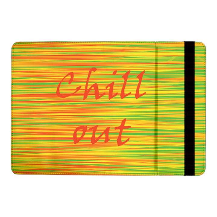 Chill out Samsung Galaxy Tab Pro 10.1  Flip Case