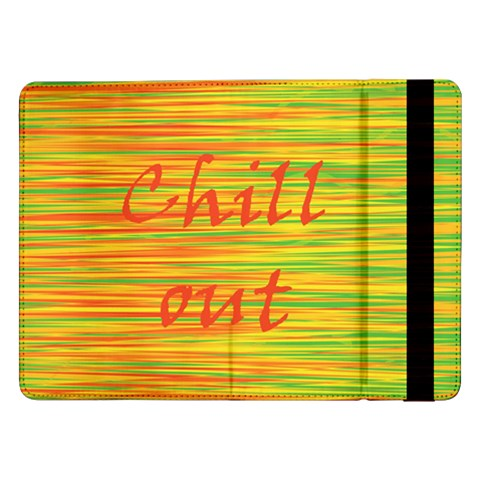 Chill out Samsung Galaxy Tab Pro 12.2  Flip Case