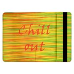 Chill out Samsung Galaxy Tab Pro 12.2  Flip Case Front
