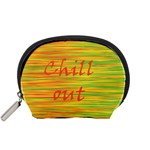 Chill out Accessory Pouches (Small)  Front