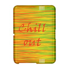 Chill out Amazon Kindle Fire (2012) Hardshell Case