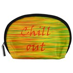 Chill out Accessory Pouches (Large)  Front