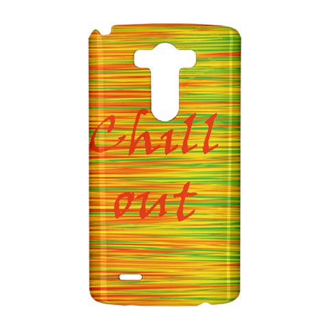 Chill out LG G3 Hardshell Case