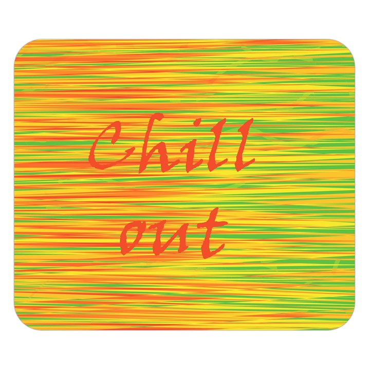 Chill out Double Sided Flano Blanket (Small)