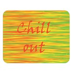 Chill out Double Sided Flano Blanket (Large)   Blanket Back
