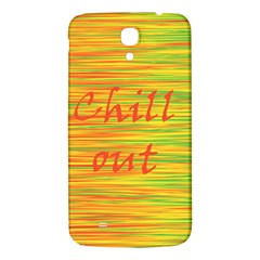 Chill Out Samsung Galaxy Mega I9200 Hardshell Back Case