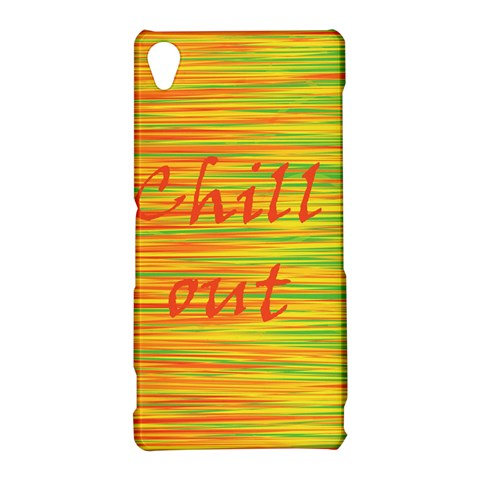 Chill out Sony Xperia Z3