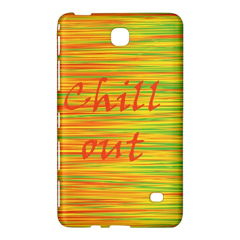 Chill out Samsung Galaxy Tab 4 (7 ) Hardshell Case
