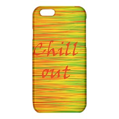 Chill out iPhone 6/6S TPU Case