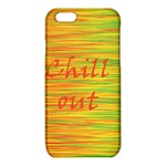 Chill out iPhone 6/6S TPU Case Front