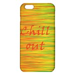 Chill out iPhone 6 Plus/6S Plus TPU Case Front